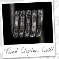 Fused Clapton Coil (NiCr,NiCr) (MTL) (2 шт.)
