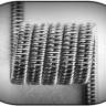 Staggered Clapton Coil (NiCr,NiCr) (MTL) (2 шт.) -