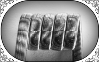 Triple Fused Clapton Coil (SS,NiCr)